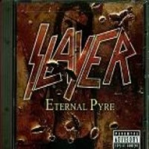 Slayer - Eternal Pyre cover art