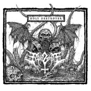 Fetid Zombie - Holy Destroyer cover art