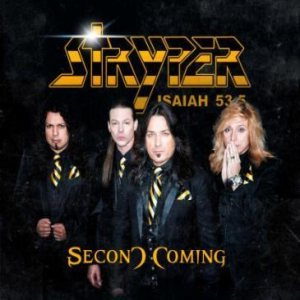 Stryper - Second Coming cover art