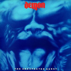 Demon - The Unexpected Guest cover art