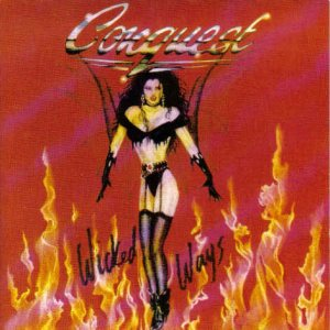 Conquest - Wicked Ways cover art