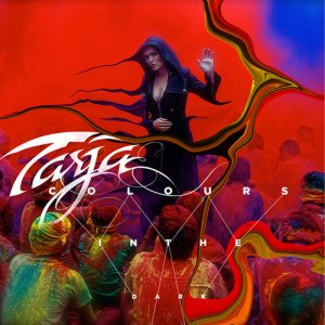 Tarja - Colours in the Dark cover art