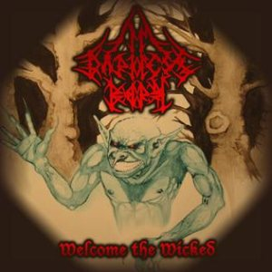 In Darkness Born - Welcome the Wicked cover art