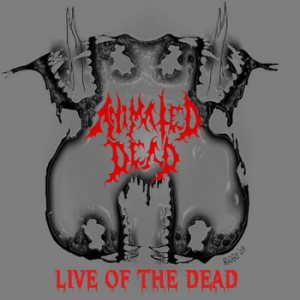 Animated Dead - Live of the Dead cover art