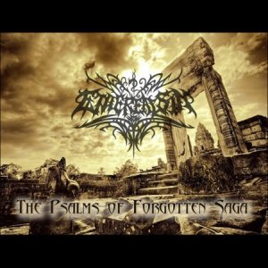 Ethereal Sin - The Psalms of Forgotten Saga cover art