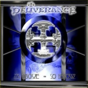 Deliverance - As Above, So Below cover art