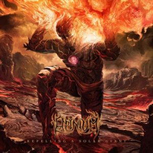 Eternium - Repelling a Solar Giant cover art