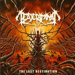 Dead Criminal - The Last Destination cover art
