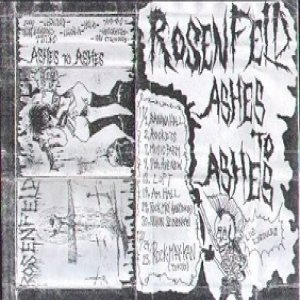 Rosenfeld - Ashes to Ashes cover art