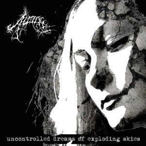 Alldrig - Uncontrolled dreams of exploding skies cover art