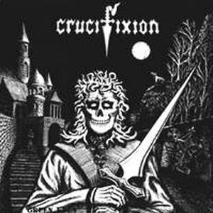 crucifixion - Green Eyes cover art