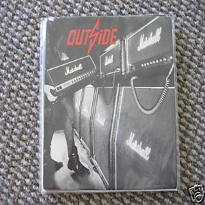 Outside - Action cover art