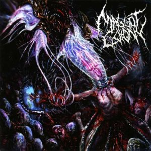 Maggot Colony - Perpetuating the Viral Infestation cover art