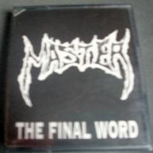 Master - The Final Word cover art