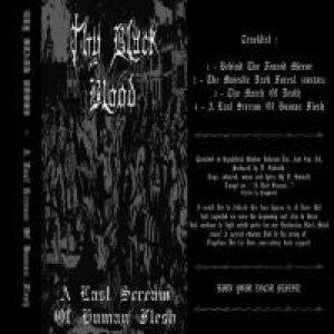Thy Black Blood - A Last Scream of Human Flesh cover art