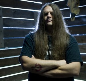 "George ""Corpsegrinder"" Fisher photo"