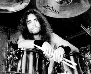 Nick Menza photo