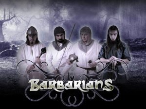 Barbarians photo