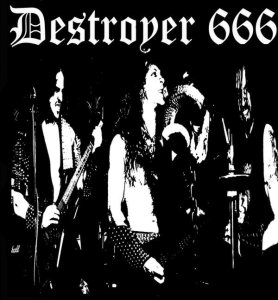 Deströyer 666 photo