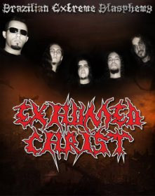 Exhumed Christ photo
