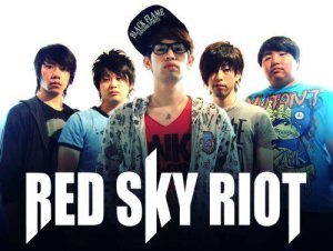 Red Sky Riot photo