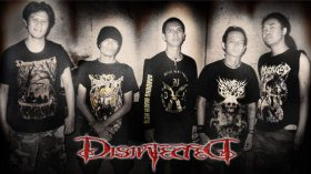 Disinfected photo