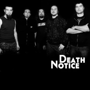 Death Notice photo