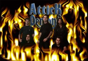 Attick Demons photo