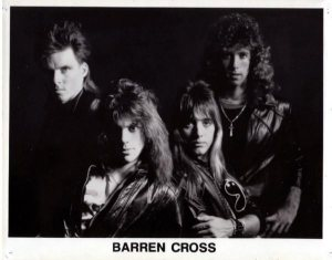 Barren Cross photo