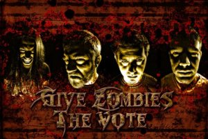 Give Zombies the Vote photo