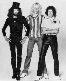 E.F. Band photo