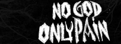 No God Only Pain logo