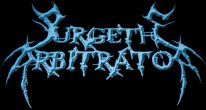 Purge the Abritrator logo