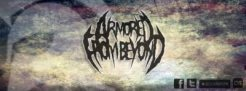 Armored From Beyond logo