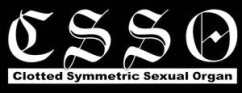 Clotted Symmetric Sexual Organ logo