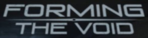 Forming the Void logo