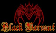 Black Warrant logo