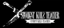 Student Kills Teacher logo
