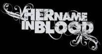 Her Name In Blood logo