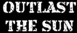 Outlast the Sun logo