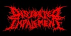 Distorted Impalement logo