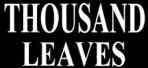 Thousand Leaves logo