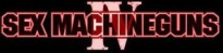 Sex Machineguns logo