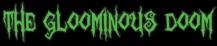 The Gloominous Doom logo