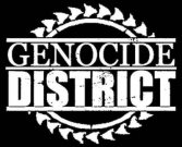 Genocide District logo