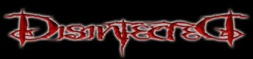 Disinfected logo
