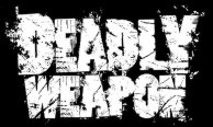 Deadly Weapon logo