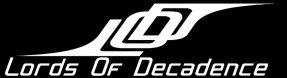 Lords Of Decadence logo
