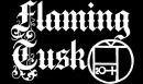 Flaming Tusk logo