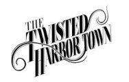 The Twisted Harbor Town logo